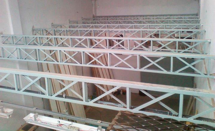Estruturas Metálicas
