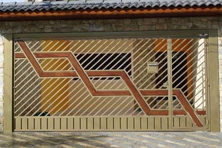 Portões em Santo Amaro