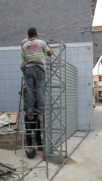 Reforma de Portões Eletrônicos