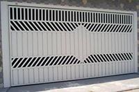 Portão Galvanizado