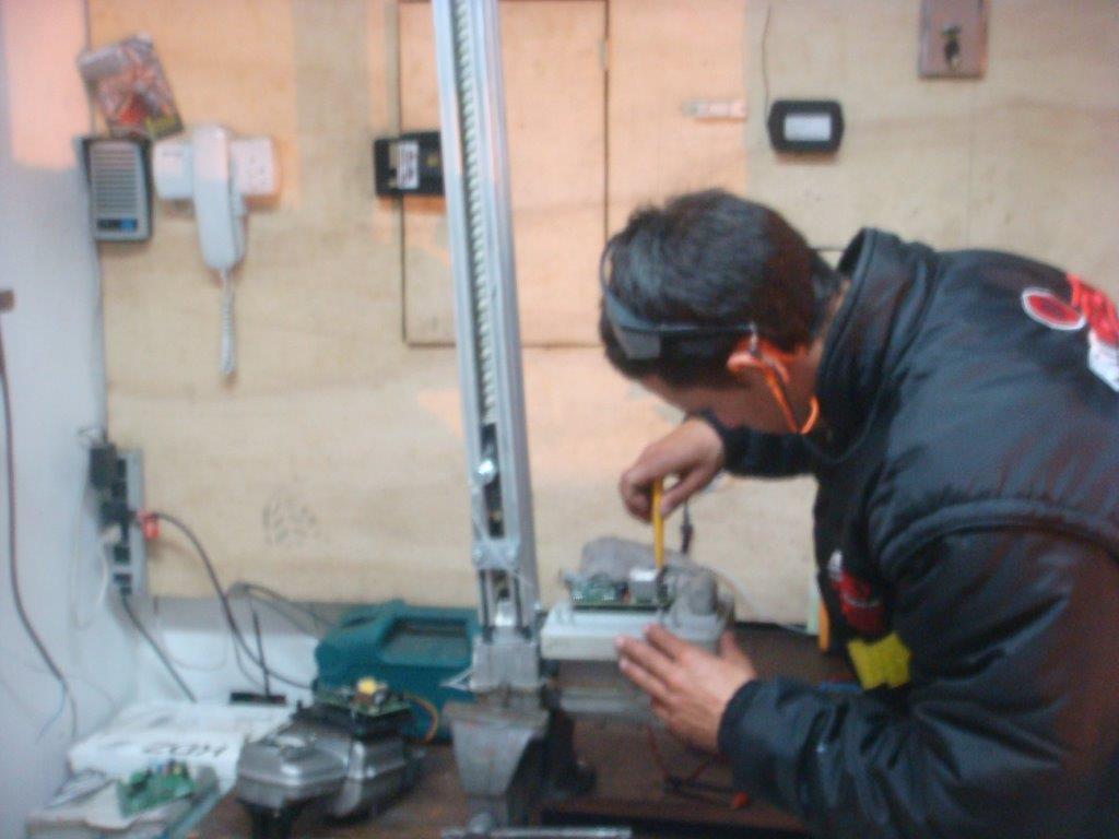 Manutenção de Portões Automáticos