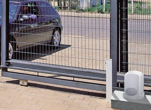 Portão de Garagem de Correr
