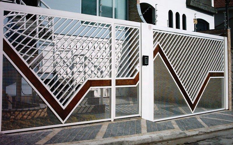 Portões Especiais